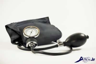 فشار خون پایین و غیر نرمال