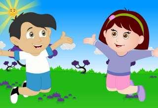 شعر های کودکانه شاد و زیبا