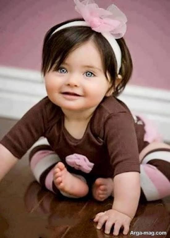 عکس جذاب ترین بچه ها در پروفایل