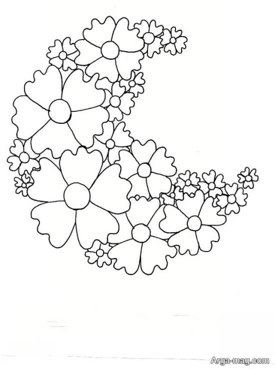 طرحهای گلدوزی ساده و شیک