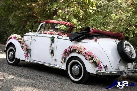عکس ماشین عروس لوکس