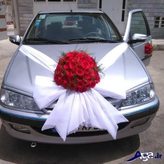 عالیترین ایده برای تزیین ماشین عروس
