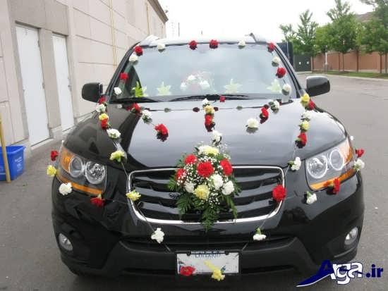 ماشین عروس ساده به سبک امروزی