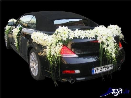 تزیین ماشینهای عروس ایرانی