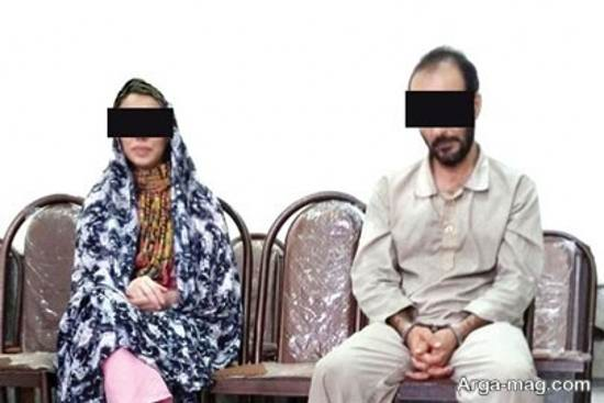 دستگیری زنی که شوهر سومش را کشت