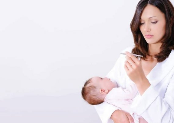 درمان سرماخوردگی نوزادان زیر 6 ماه