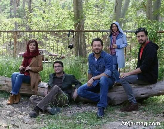 عکس جدید و جالب بهرام رادان در فیلم سینمایی