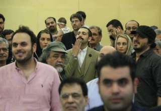 بازیگران معروف ایرانی در مراسم افطار چلچراغ