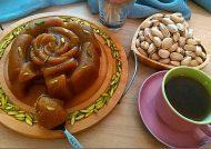 طرز تهیه حلوا با شیره انگور در منزل