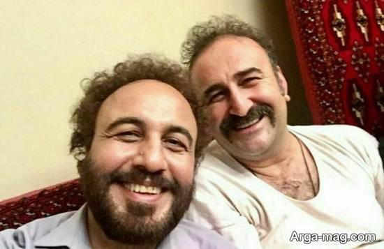 مهران احمدی و رضا عطاران