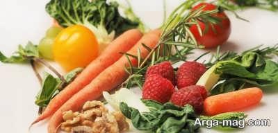 درمان کم خونی و کمبود آهن با معرفی مواد غذایی