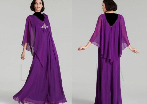 مدل لباس مجلسی عربی زیبا و شیک