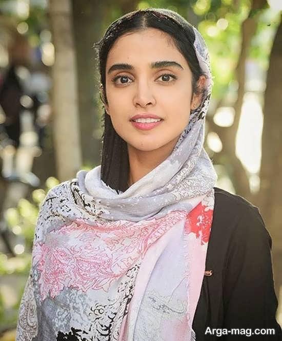 مدل روسری بستن ایرانی