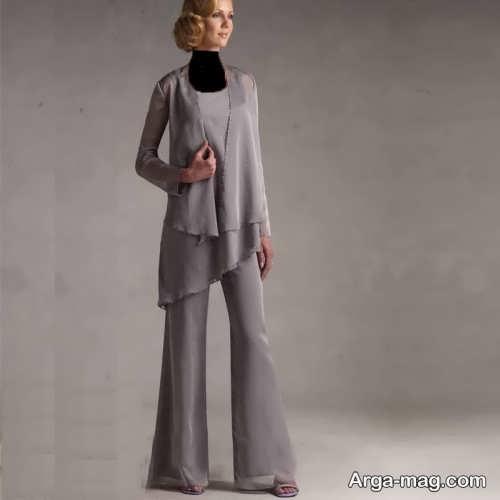 مدل بلوز و شلوار پوشیده