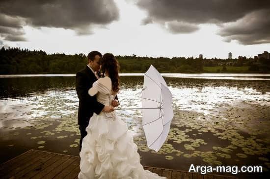 عکس های عروس و داماد