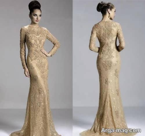 مدل لباس حنابندان عروس با طرح های جدید و امروزی