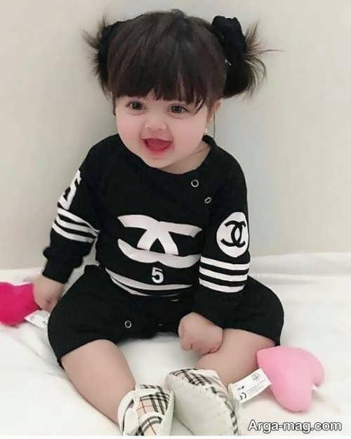مدل لباس راحتی بچگانه زیبا