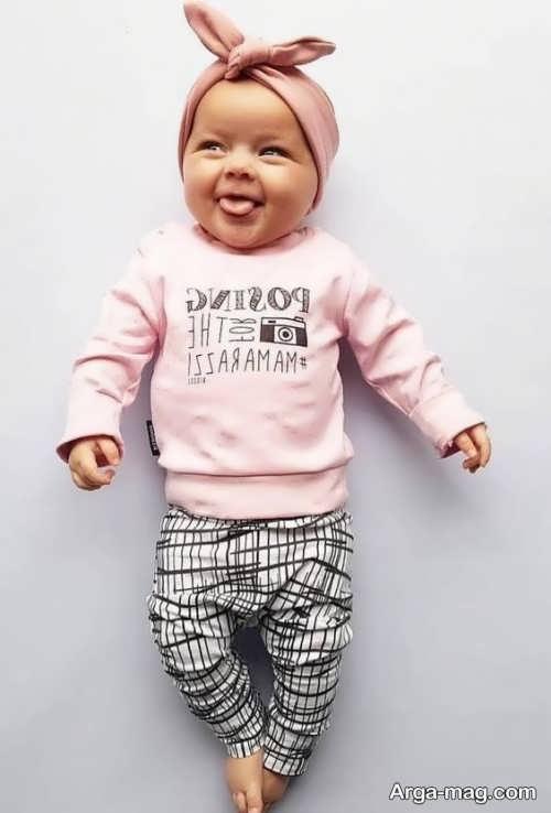 مدل لباس راحتی بچگانه