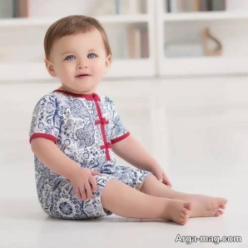 مدل لباس راحتی بچگانه جذاب