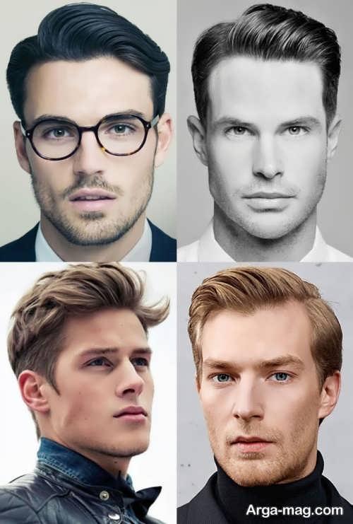 مدل موهای مردانه کلاسیک