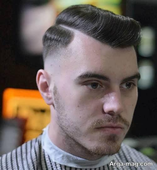 مدل موی کوتاه و جذاب مردانه