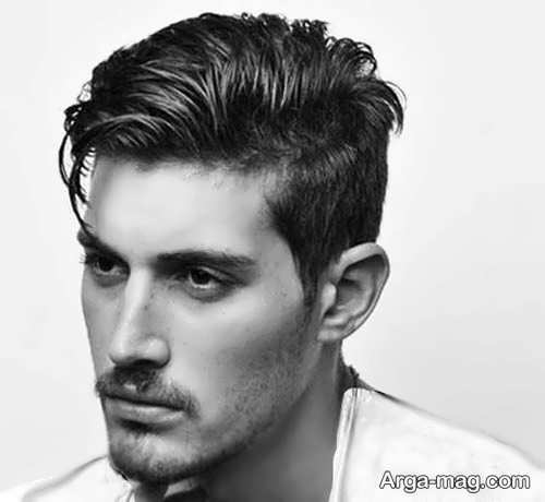 مدل موی بلند مردانه کلاسیک