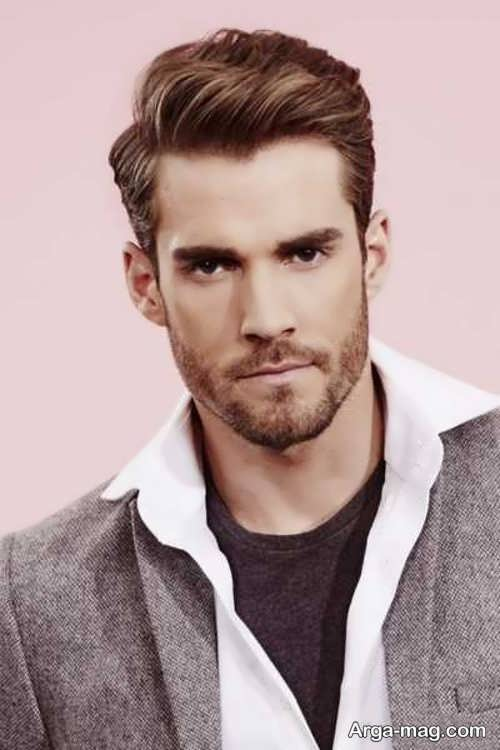 مدل موی جذاب و شیک مردانه