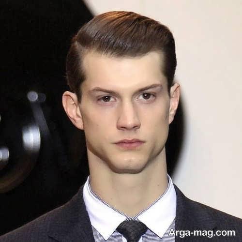 مدل موی کوتاه کلاسیک