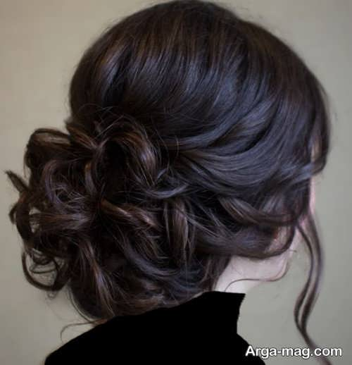 مدل مو فر بسته زیبا و متفاوت