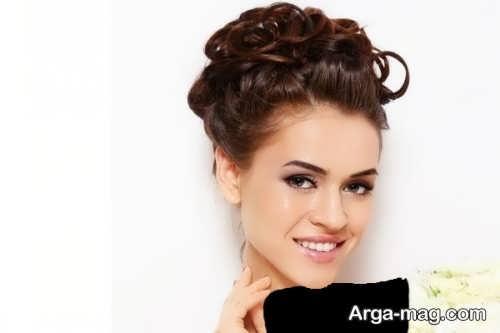 مدل موی زیبا و متفاوت فر