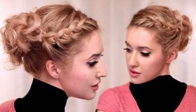 مدل موی فر بسته زنانه و دخترانه
