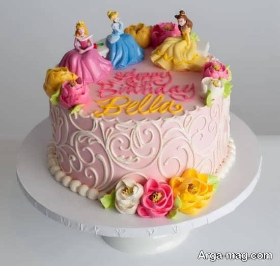 جذاب ترین تم تولد پرنسس های دیزنی