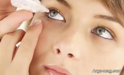 راه های درمان خشکی چشم ها