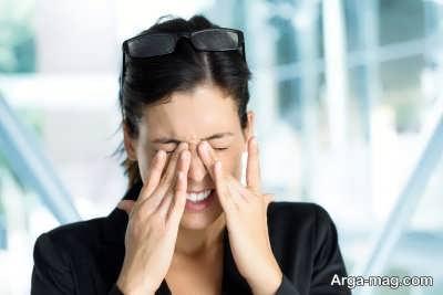 سندروم و بیماری خشکی چشم چیست