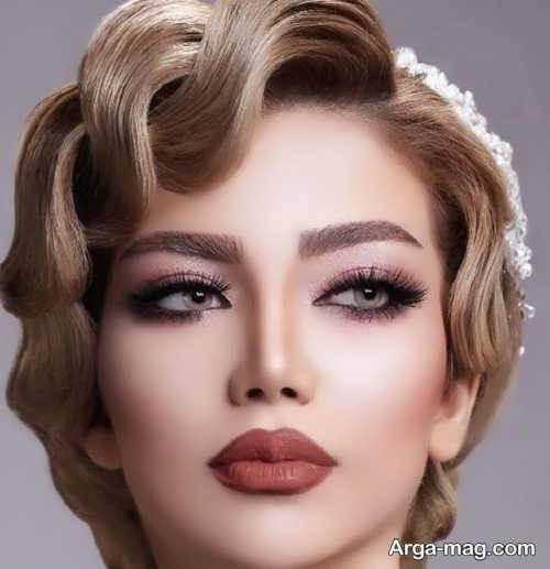 مدل گریم صورت زیبا