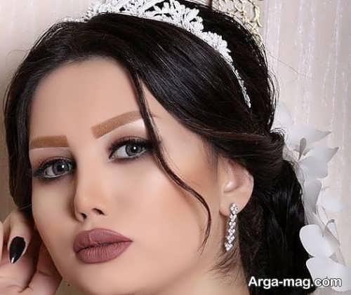 تصاویری از مدل آرایش صورت