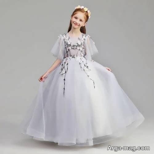 لباس عروس پرنسسی برای دختران