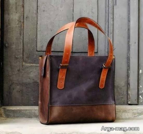 کیف دست دوز زیبا