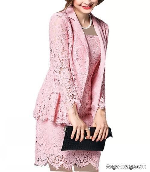 مدل کت دامن گیپور دخترانه