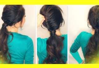 مدل موی دخترانه ساده و شیک