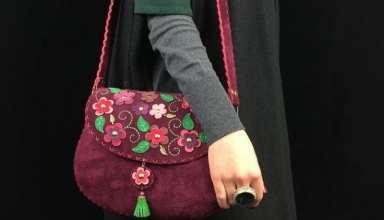 مدل کیف دست دوز دخترانه