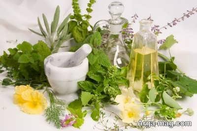 درمان ریزش موی سر با روغن های گیاهی