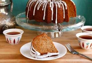طرز تهیه کیک عسلی