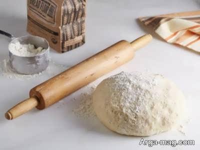 روش تهیه خمیر پیتزا در خانه