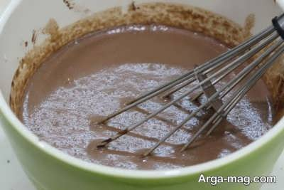 مخلوط شکر و شیر