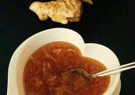 طرز تهیه مربای زنجبیل در منزل