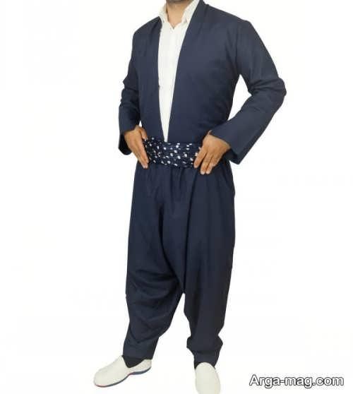 مدل لباس کردی مردانه دامادی
