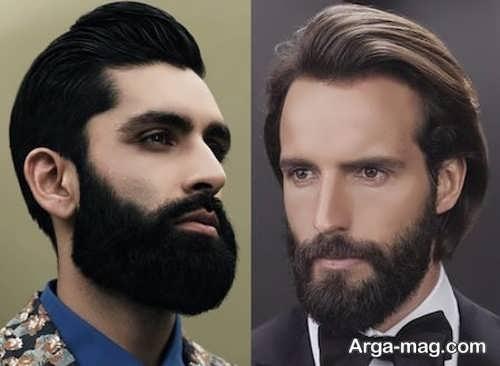 مدل ریش جذاب مردانه