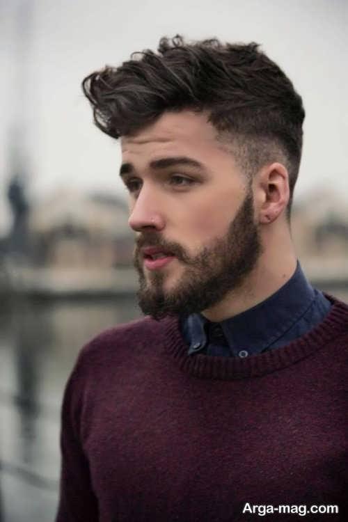 مدل ریش جذاب و شیک مردانه