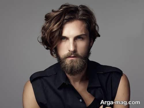 مدل ریش خاص و شیک مردانه